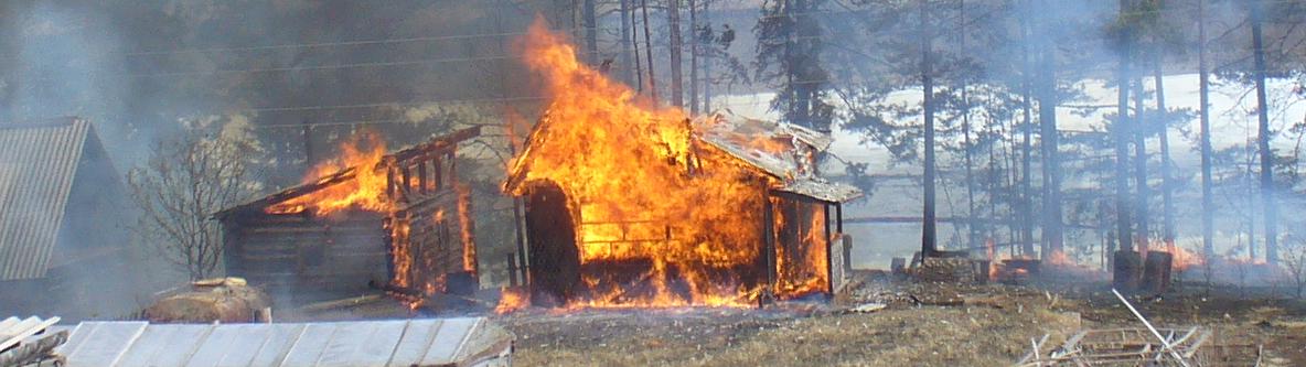 Режим пожарной безопасности