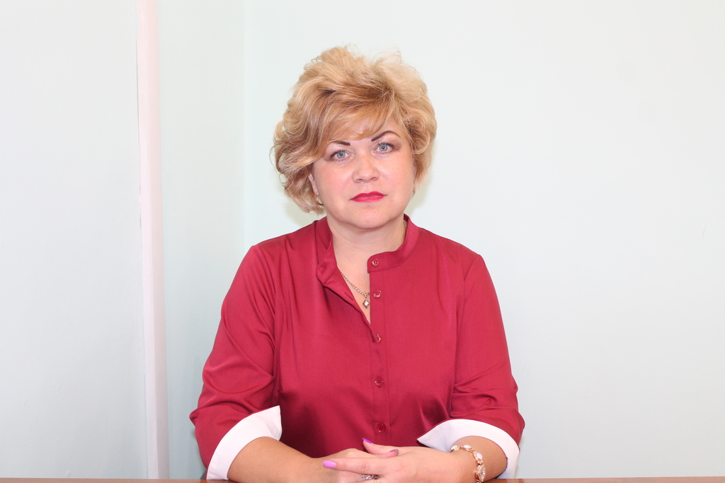 Антипина Наталья Алексеевна
