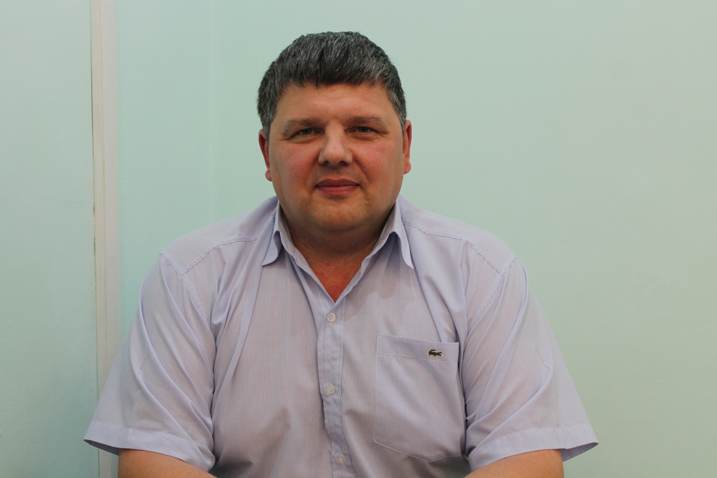 Калашник Олег Николаевич