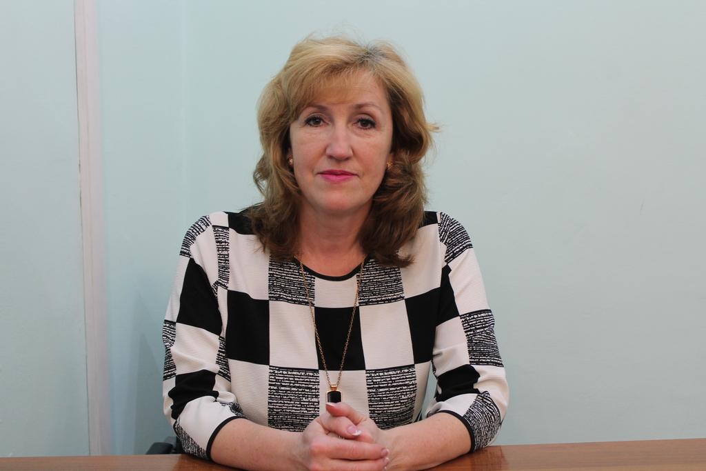 Каргапольцева Ирина Алексеевна