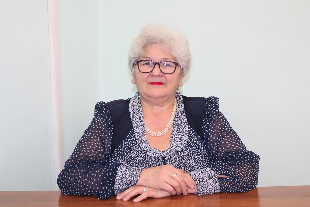 Олейникова Надежда Николаевна